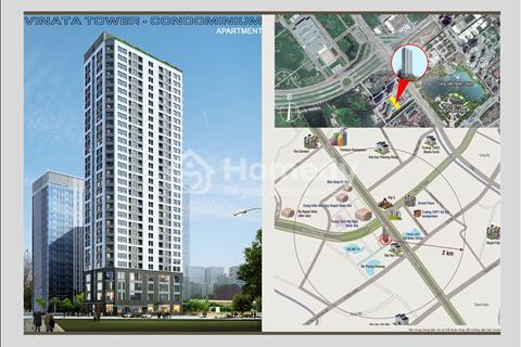 Mở Bán suất ngoại giao chung cư Vinata Tower. Nhanh tay đặt hàng sớm những căn đẹp