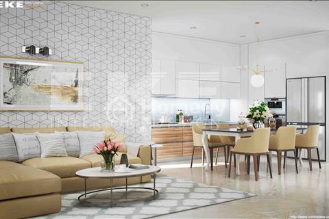 Bán căn hộ Tropic Garden 3PN 126m2 nội thất đầy đủ hiện đại