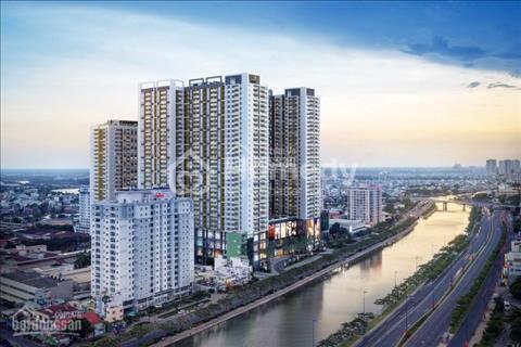 Bán Masteri Millennium, quận 4, 2PN-72m2, tầng cao, view sông, gói full nội thất, giá tốt 3,3 tỷ