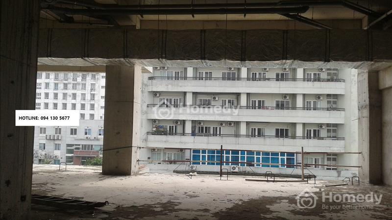 Bán mặt bằng sàn Thương mại văn phòng khu vực Hoàng Quốc Việt, Võ Chí Công - 4