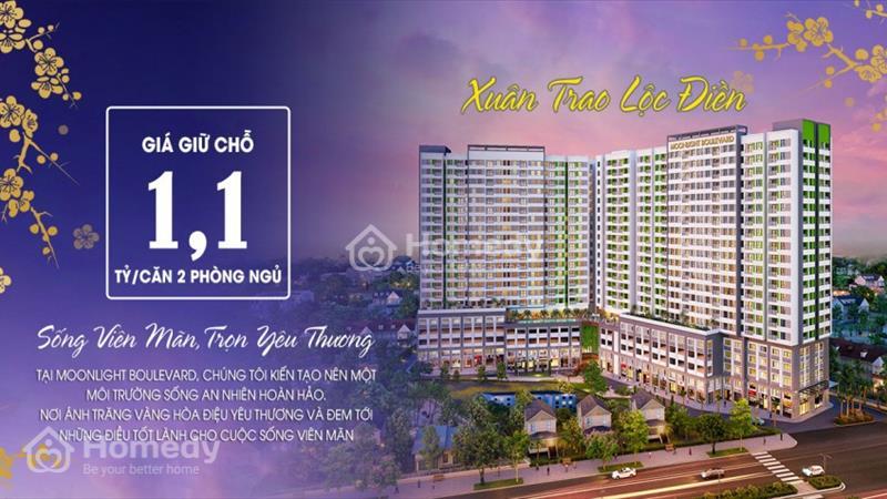Căn hộ Moonlight Boulevard trung tâm Quận 6 - Bình Tân, Chính thức mở bán CK 3% - 18% - 1
