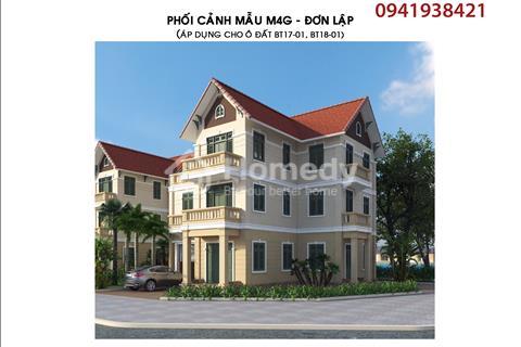 Chiết khấu 200 triệu khi mua nhà liền kề tại khu đô thị mới Phú Lương