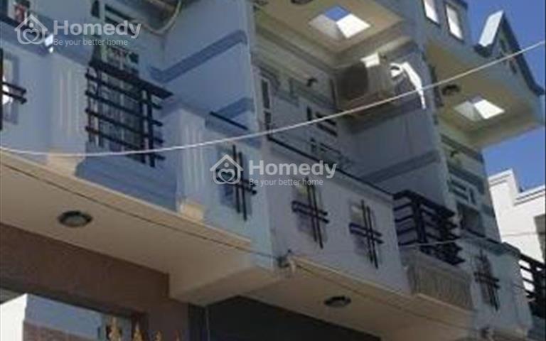 Nhà chính chủ gần chợ Bình Chánh 1 trệt 1 lầu 4x24 giá chỉ 600tr/căn. Nhanh tay lên nào