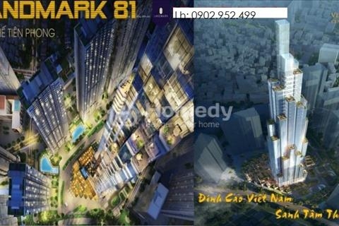 Landmark 81 mở bán các căn còn lại siêu Vip của biểu tượng của Sài Gòn