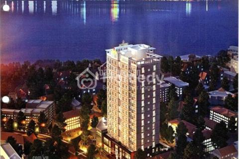 Bán căn hộ 2 ngủ chung cư Oriental Westlake view Hồ Tây - 174 Lạc Long Quân