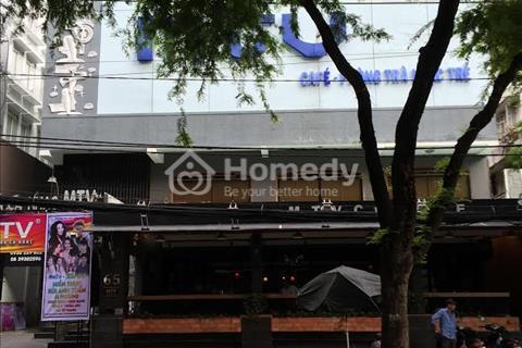 Nhà cho thuê MT Võ Văn Tần, quận 3, trệt, 3 lầu( DT: 4,5x22m, giá 4000$)