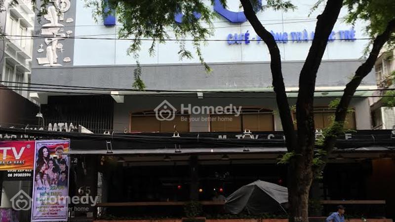 Nhà cho thuê MT Võ Văn Tần, quận 3, trệt, 3 lầu( DT: 4,5x22m, giá 4000$) - 1