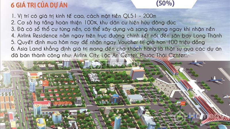 Duy nhất trong năm Asia Land tri ân khách hàng, chỉ 124 tr/nền(50%)+ Trúng vàng may mắn tháng giêng - 6
