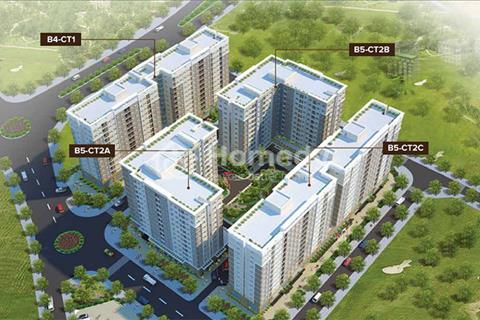 Bán nhanh chung cư 36 m2 chung cư Ecohome 1, Bắc Từ Liêm, full nội thất, sàn gỗ.