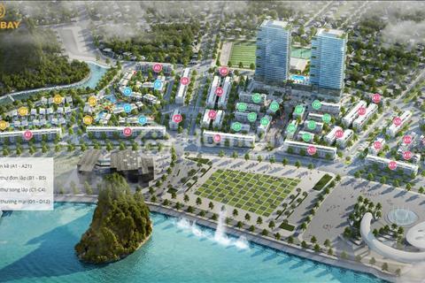 Ra mắt liền kề 5 tầng dãy A8 dự án HD Monbay đường Trần Quốc Nghiễn