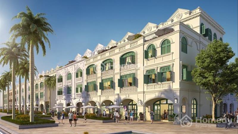 Phú Quốc Waterfront - Khu nhà phố thương mại của BIM Group chỉ 3,9 tỷ/ 3T,1 hầm  - 2
