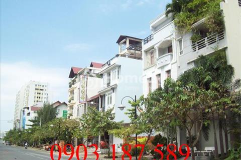 Cho thuê gấp nhà phố Hưng Gia - Hưng Phước giá 2000$/tháng, Phú Mỹ Hưng, quận 7