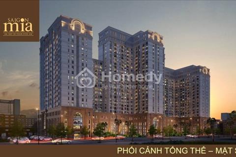 Chỉ cần 994 triệu sở hữu ngay căn hộ Office-tel dự án Saigon Mia