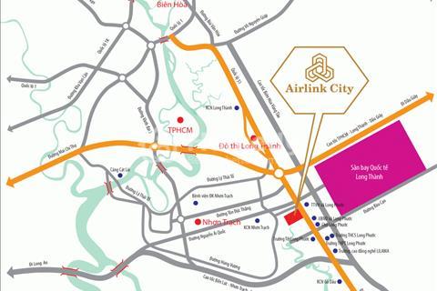 Airlink City Sẽ Bán GĐ2 T3/2017, còn 10 cơ hội mua nền giá tốt gđ1 chỉ 210 tr/nền (30%) chỉ 2 tuần
