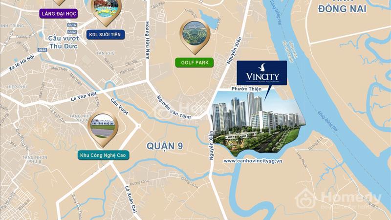 Sở hữu căn hộ 2 mặt tiền sông thương hiệu Vingroup chỉ với giá 700tr/căn  - 7