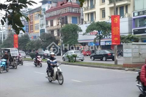 Bán nhà mặt phố Mỹ Đình ngay gần ngã tư Trần Bình – Nguyễn Hoàng, 5 tầng 11 tỷ