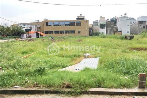 Bán gấp đất nền vị trí đẹp hẻm betong 8m đường Số 27, P.Tân Quy, Quận 7.
