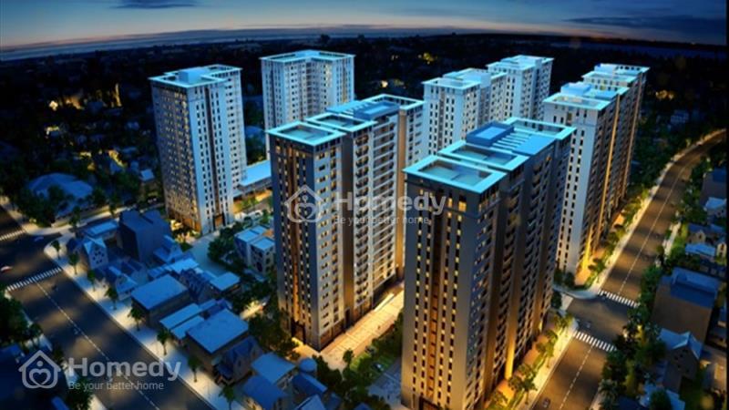 Bán 100 Căn Tòa V6, dự án nhà ở Xã Hội  - hỗ trợ lãi suất 5%/năm trong 15 năm - 2