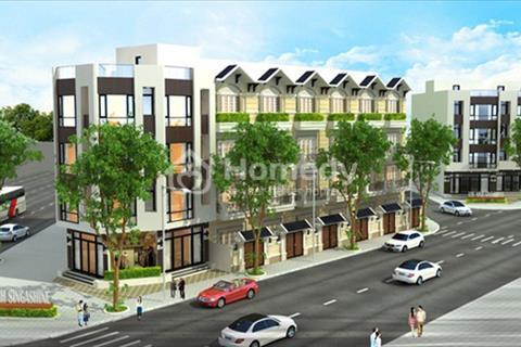 Chủ đầu tư mở bán đợt cuối liền kề Lộc Ninh Singashine các lô vị trí đẹp