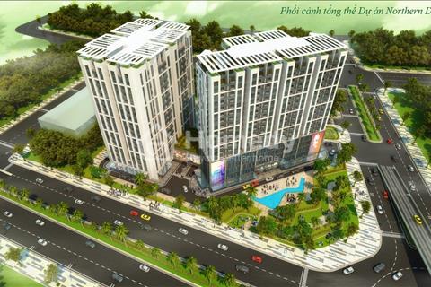 Bán căn hộ 94,5 m2, 3 phòng ngủ view Sông Hồng dự án Northern Diamond