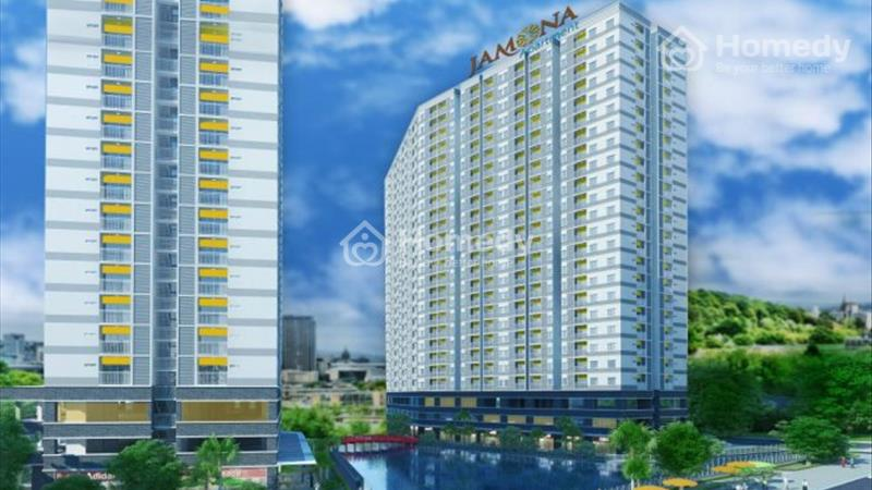 Luxury Home -Gần cầu Phú Mỹ Q.7 - 1,56 tỷ/căn/70m2 - Suất nội bộ - TT 35% nhận nhà - Tặng nội thất - 2