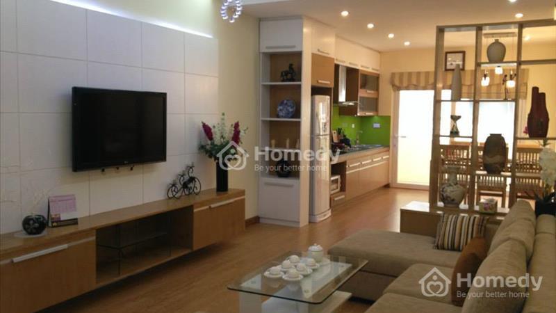Bán căn 16 tầng 33 diện tích 48,6 m2 - Đẹp nhất tòa C chung cư Golden Silk Kim Văn Kim Lũ - 1