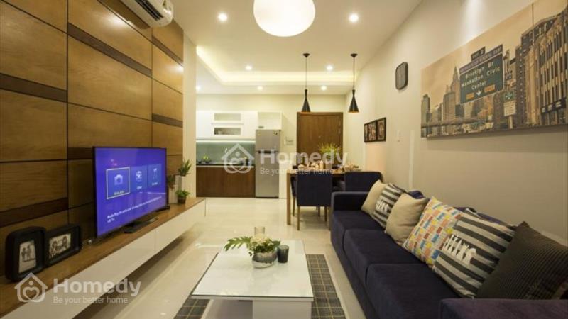 Luxury Home -Gần cầu Phú Mỹ Q.7 - 1,56 tỷ/căn/70m2 - Suất nội bộ - TT 35% nhận nhà - Tặng nội thất - 4