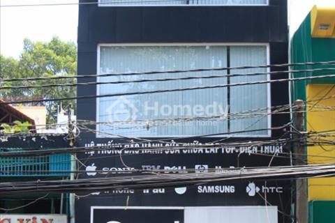 Nhà MT cho thuê nguyên căn trên đường NTMK giá 110 triệu bao VAT