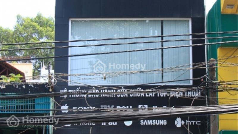 Nhà MT cho thuê nguyên căn trên đường NTMK giá 110 triệu bao VAT - 1