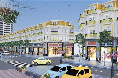 Shophouse - xu hướng đầu tư bất động sản mới năm 2017 tại Hà Nội