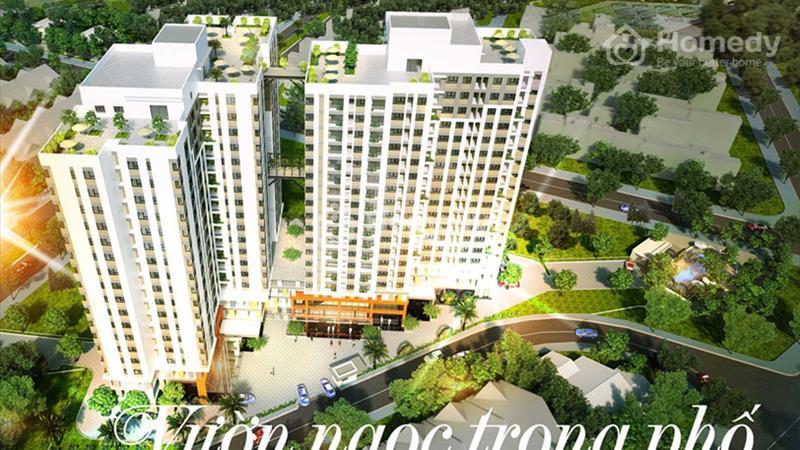 Tôi cần chuyển nhượng lại căn hộ ThủThiêm Garden - Tầng 10 - View sông - Giá 1,25 tỷ - 60 m2 - 1