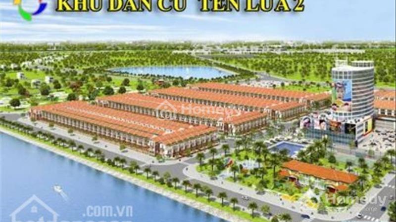 Đất nền dự án KDC Bình Chánh, SHR, giá chỉ từ 280 tr/nền - 1