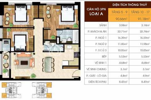 Sacomreal mở bán đợt 1 căn hộ cao cấp Jamona Heights, Bùi Văn Ba quận 7