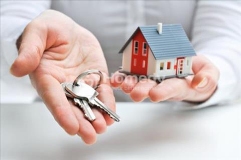 Cần bán căn nhà ngay CMT8 1 trệt 1 lầu 2 mặt tiền giá 4 tỷ