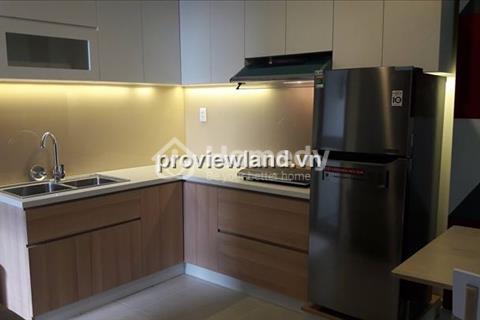 Cho thuê căn Masteri Thảo Điền lầu cao 64m2 2PN view xa lộ