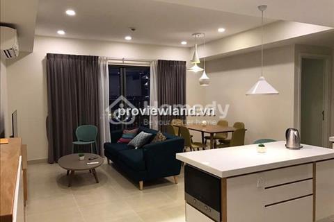 Căn hộ cho thuê Masteri 91m2 3PN tầng cao đầy đủ tiện nghi