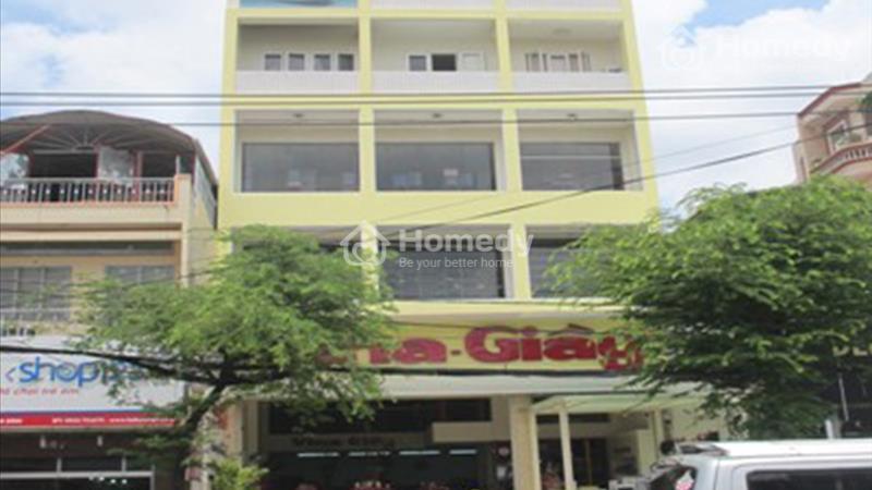 Cho thuê nhà nguyên căn Q1 đường Hoàng Sa (4,2x17m, 80 tr/tháng) - 1