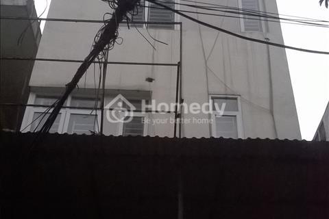 Cho thuê nhà mặt đường đôi Trung Kính, 90 m2 x 7 tầng