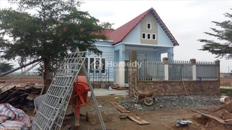 Đất nền dự án KDC Bình Chánh, SHR, giá chỉ từ 280 tr/nền - 4