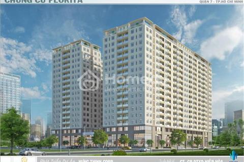 Chọn căn hộ Florita quận 7 ngay bây giờ, giá tốt nhất quận 7, giá chỉ từ 1,9 tỷ/căn