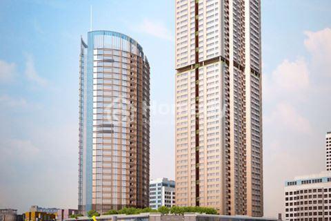 Bán chung cư 08, 03 siêu đẹp tầng trung dự án FLC 265 Cầu Giấy diện tích. Giá 31 triệu/ m2.