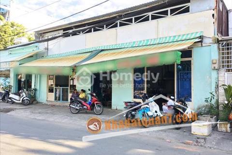 Bán gấp nhà cấp 4 mặt tiền đường số 13, P. Tân Kiểng, Quận 7.