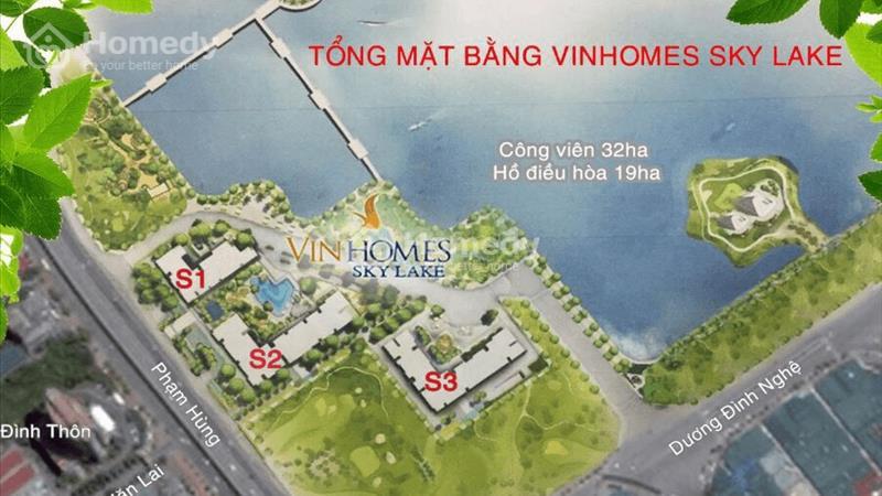 Bán căn hộ chung cư - Vinhomes Skylake Phạm Hùng - 3