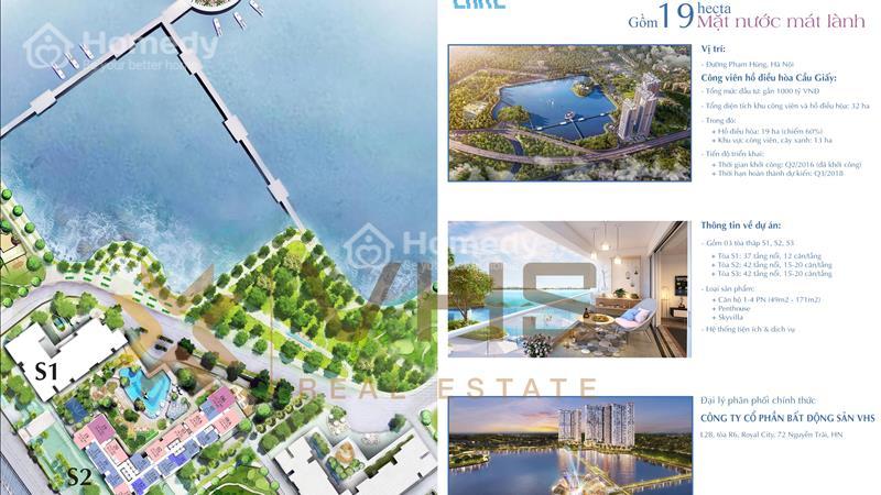 Bán căn hộ chung cư - Vinhomes Skylake Phạm Hùng - 6