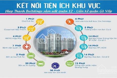 Căn hộ dành cho gia đình trẻ chỉ 889tr-Lê Văn Khương-Q12