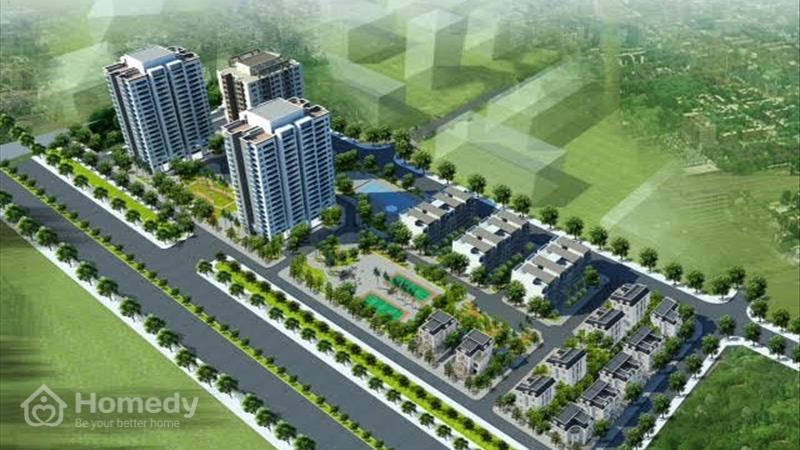 Dự án CT15 Việt Hưng - Việt Hưng Green Park - ảnh giới thiệu