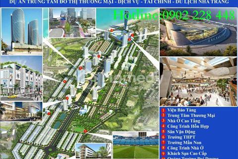 Mở bán dự án đất nền sân bay Trần Phú Nha Trang