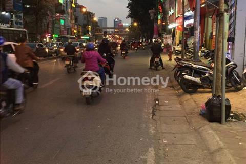 Bán nhà mặt phố Tây Sơn vị trí đẹp kinh doanh thuận lợi