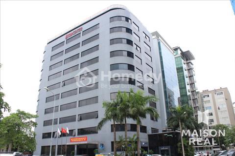 Cho thuê văn phòng tại phố Duy Tân Cầu Giấy Hà Nội
