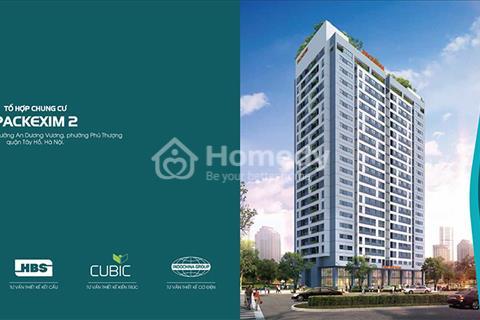Giá ưu đãi bán căn số 10 - 2 phòng ngủ diện tích 68,82 m2 chung cư Packexim Tây Hồ